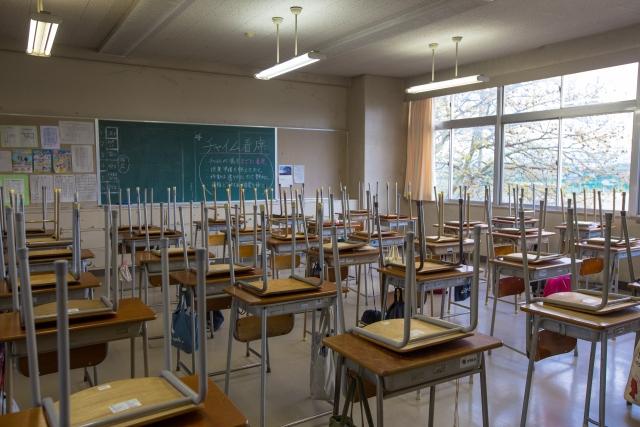 奥森皐月 中学